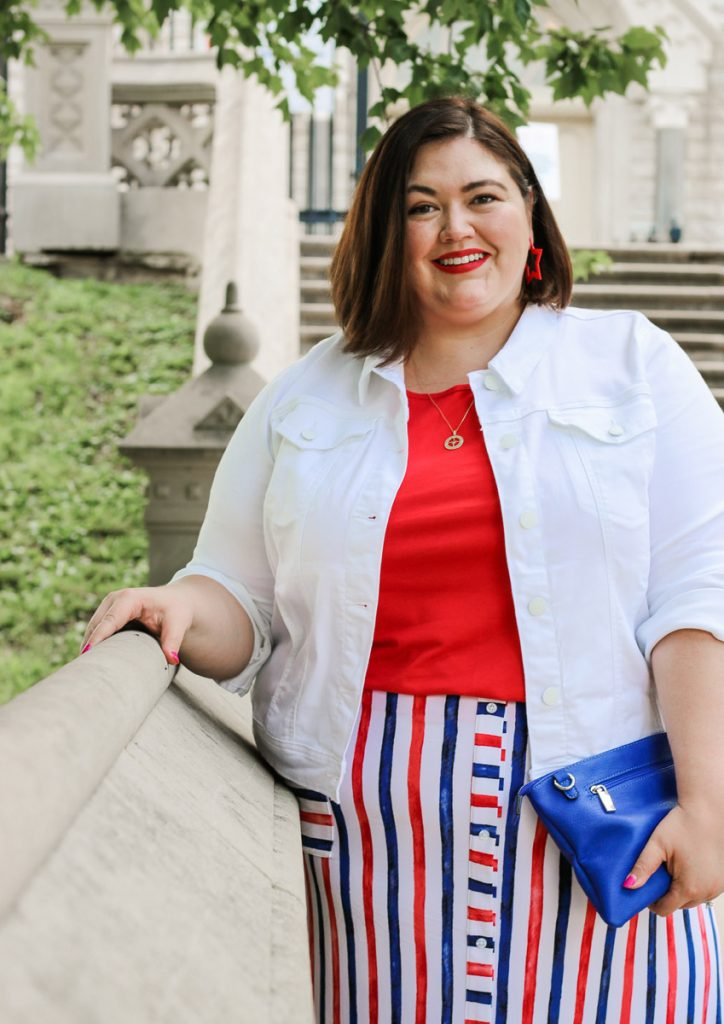 Summer Americana outfit idea