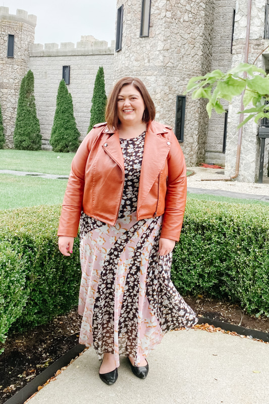 Fall Outfit from ELOQUII Unlimited