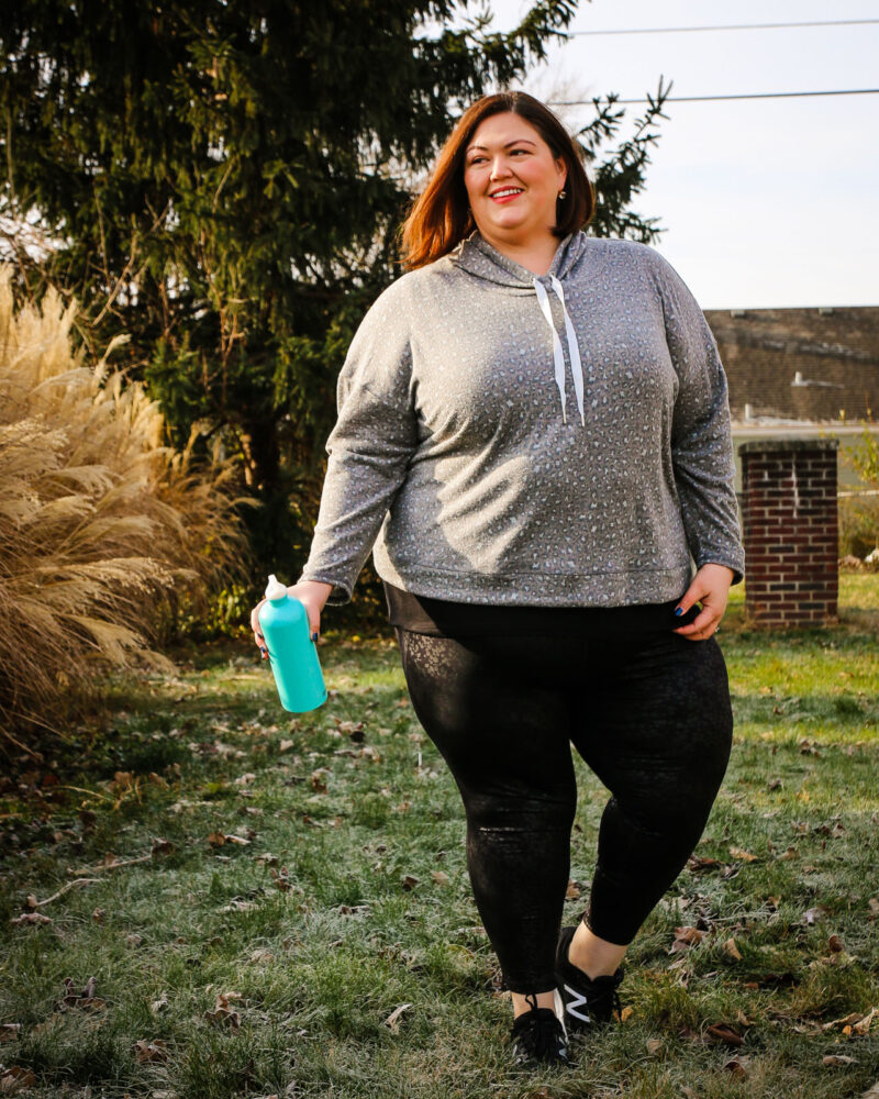 LIVI Active outfit from Lane Bryant