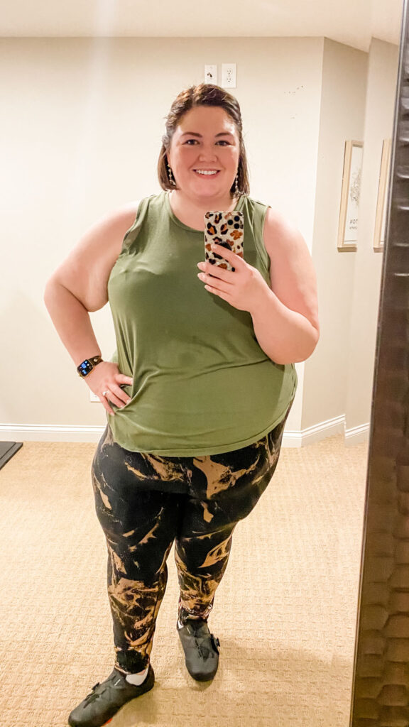 Old Navy Plus size Workout outfit