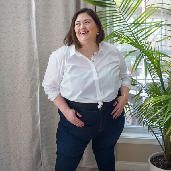 New Universal Standard plus size jeans