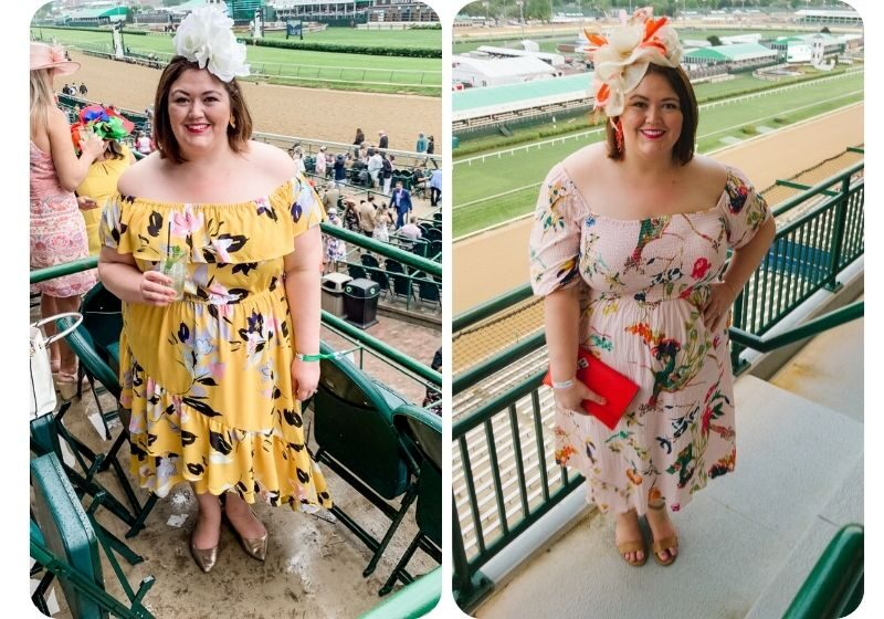 Plus Size Kentucky Derby Outfit Ideas