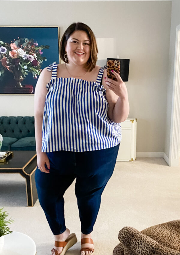 What I Wore: Plus Size Summer Outfits