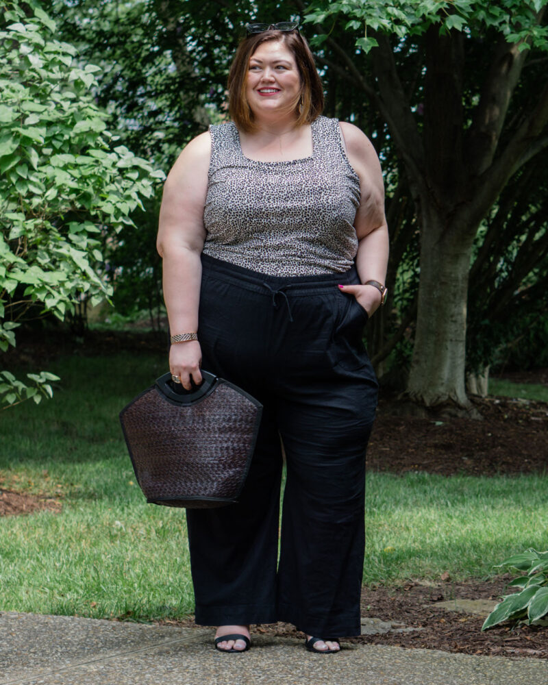 Lane Bryant summer outfit